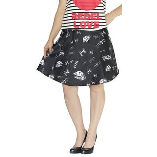 Her Universe Women's Star Wars Threshold Ships Lucy Skirt