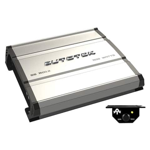 Autotek ss1500.2 autotek super sport amplifier 1500 watt 2 channel