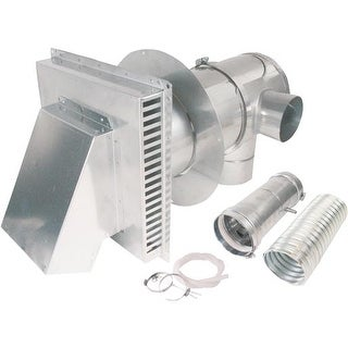 Reliance/State Ind. Tankless W/H Ss Vent Kit 100112421 Unit: EACH