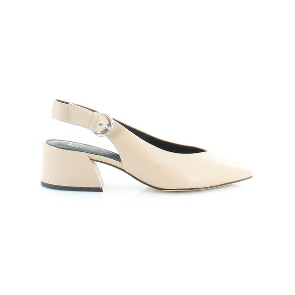 Marc Fisher Fancya Women's Heels Medium Natural - 9.5