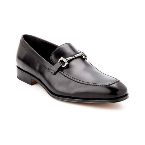 Salvatore Ferragamo Fenice Leather Loafer