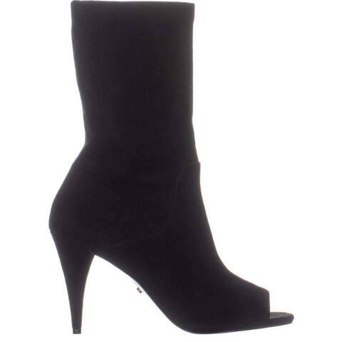 Michael Michael Kors Elaine Open Toe Boot Women's Boots