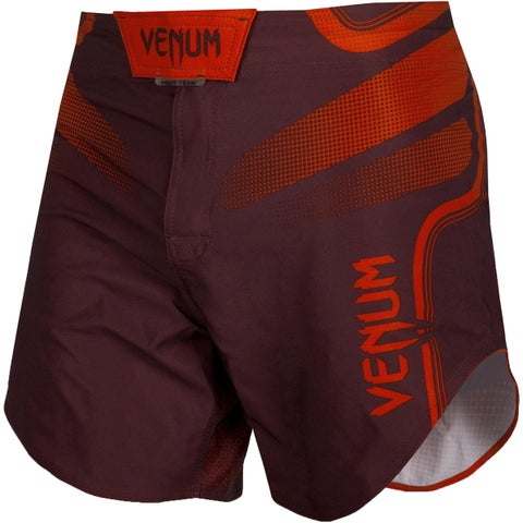 Venum Tempest 2.0 Mid-Thigh MMA Fight Shorts - Red/Red