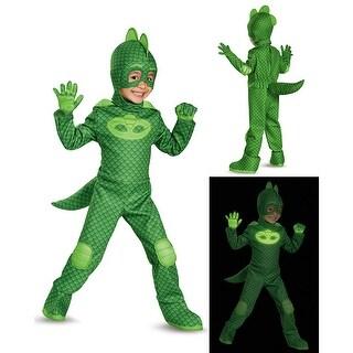 Toddler PJ Masks Deluxe Gekko Costume