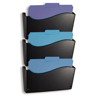 Officemate International 2200 Series Wall Letter File System,