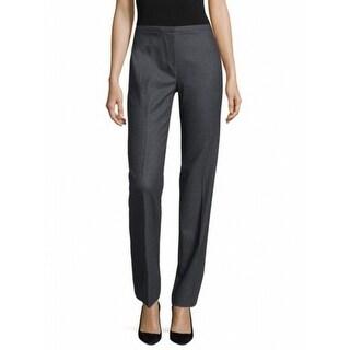 Elie Tahari NEW Black Women's Size 6 Theora Dress Pants Stretch