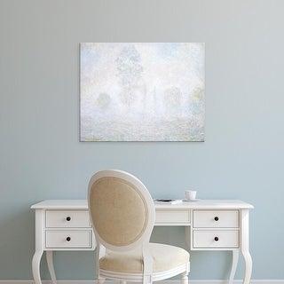 Easy Art Prints 's 'Winter Trees' Premium Canvas Art