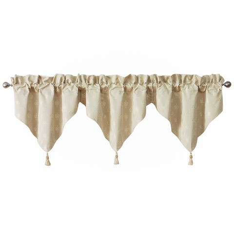 Waterford Annalise Ascot Valance - 22.5x40
