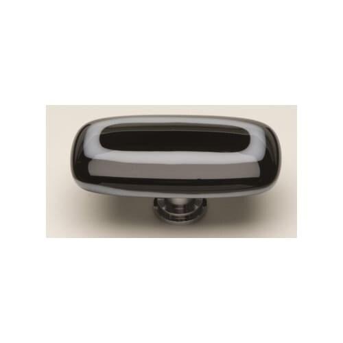Sietto LK-608 Luster 2 Inch Long Rectangular Cabinet Knob