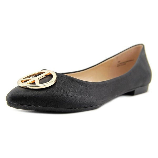 Dolce by Mojo Moxy Henna Women Round Toe Synthetic Ballet Flats