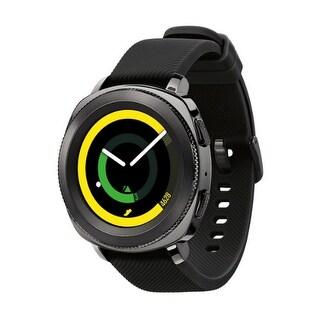 Samsung Gear Sport Smart Watch - Black Gear Sport Smart Watch