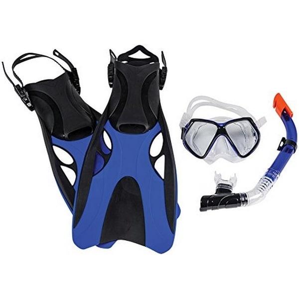 Leader Montego Bay Super Kit Sr, Blue/Black S/M, S/M
