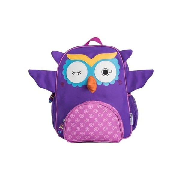 02a8fb04875d Shop Zoocchini 28003 Olive the Owl Kids Backpack