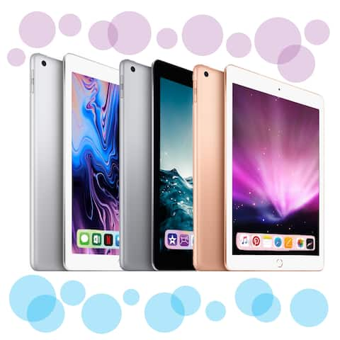 "Apple 9.7"" iPad (Early 2018, 32GB or 128GB, Wi-Fi Only)"