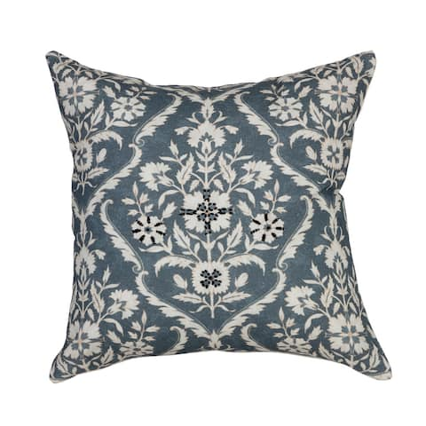 "Arden Selections Home 18"" Throw Pillow - Elowen Damask"