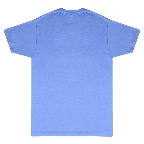 Disney The Lion King Mufasa Pumba Timon Graphic Hakuna Matata Quote Blue T shirt