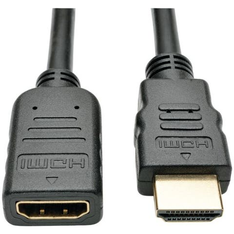 High-Speed HDMI® Extension Cable with Ethernet, 6ft
