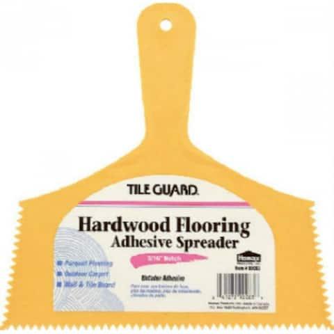 "Tile Guard 00083 Adhesive Spreader for Carpet & Vinyl Tile, 8"""