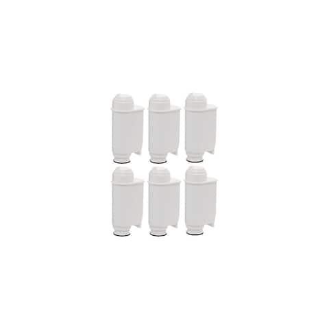 Fits Saeco Exprelia Coffee Machine Brita Intenza+ Water Filter - 6 Pack