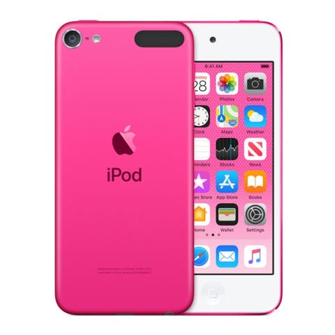 Apple 128GB 6th Generation iPod Touch (Pink)