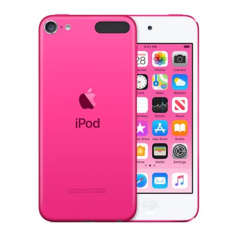 Apple 32GB 6th Generation iPod Touch (Pink)