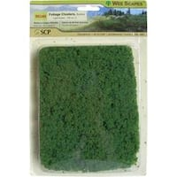 Light Green - Bushes 150 Square Inches