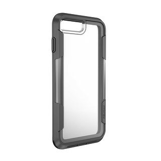 Pelican Voyager 4 Layer Extreme Protection Case for iPhone 8 & iPhone 6/6s/7 - Clear/Black