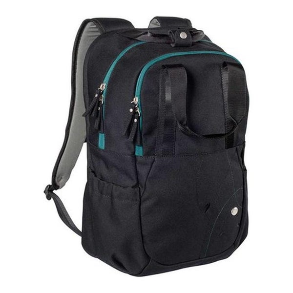 f0f13b5b8a4 Shop Haiku Bags Women's Trailblazer Vegan Large Laptop Backpack Black  Juniper - US Women's One Size (Size None) - Free Shipping Today - Overstock  - 25668156