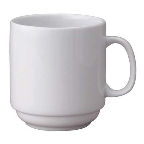 HIC 4844 Stacking Mug, 12 Oz