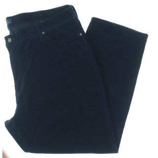 Link to Polo Ralph Lauren Mens Big & Tall Casual Pants Stretch Cordouroy - Navy Similar Items in Big & Tall