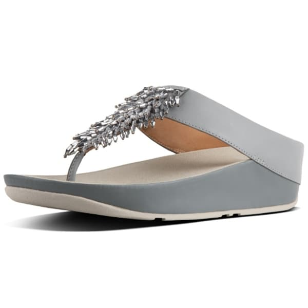 f54704b1f51c Shop Fitflop Womens Rumba Toe-Thong Sandals - Free Shipping Today -  Overstock - 22898007