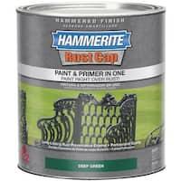 Masterchem Deep Grn Hammered Paint 43165 Unit: QT