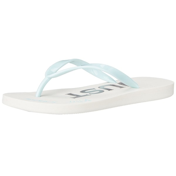 ffd784985 Shop Blue by Betsey Johnson Amy Bridal Flip-Flops - Ships To Canada ...