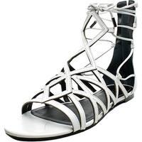Kendall + Kylie Cody Women White Sandals