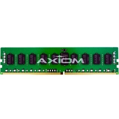 """Axion 726718-S21-AX Axiom 8GB DDR4 SDRAM Memory Module - 8 GB - DDR4 SDRAM - 2133 MHz DDR4-2133/PC4-17000 - 1.20 V - ECC -"