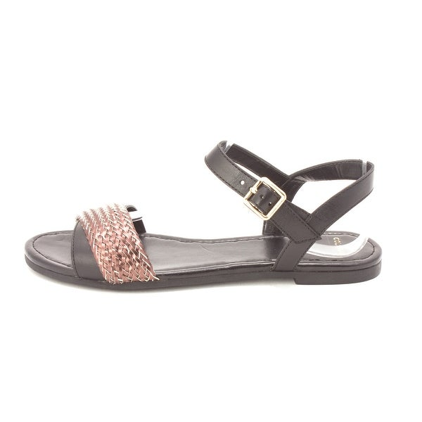 Cole Haan Womens Karisam Open Toe Casual Ankle Strap Sandals - 6