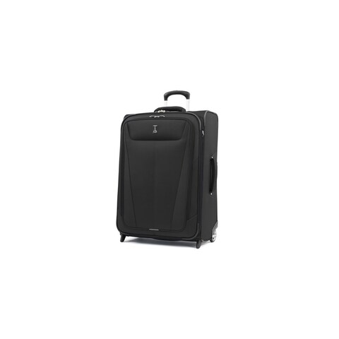 Travelpro Maxlite 5 - 26 Black Expandable Rollaboard w/ Honeycomb Frame System