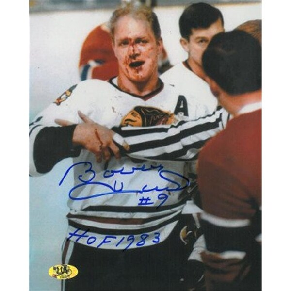 aaf204964f7 Bobby Hull Signed Chicago Blackhawks Photo - Free Shipping Today -  Overstock - 23999635