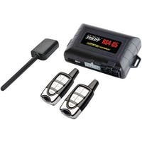Crimestopper Rs4-G5 Cool Start(Tm) 1-Way 5-Button Remote-Start & Keyless-Entry System With Trunk Pop