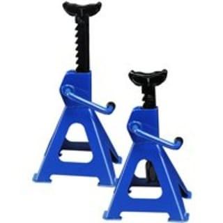 "Mintcraft T210101 Adjustable Jack Stand, 10-17/32"" - 16-25/32"", 2 Ton"
