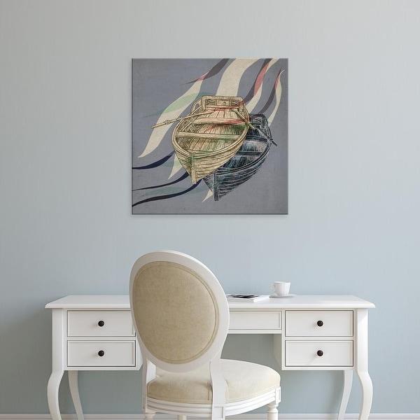 Easy Art Prints Terry Fan's 'Undercurrents' Premium Canvas Art