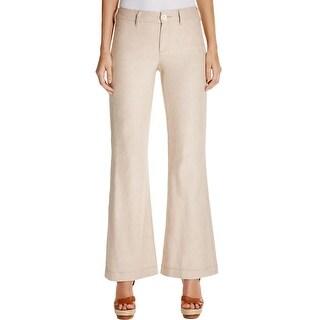 NYDJ Womens Claire Dress Pants Twill Slimming