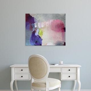 Easy Art Prints Lina Alattar's 'Echoes of Desire II' Premium Canvas Art