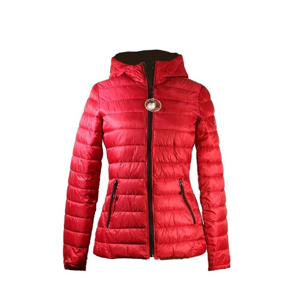 HFX Halifax Red Down Puffer Packable