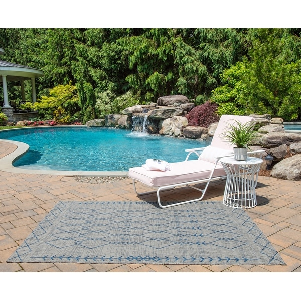 Novogratz by Momeni Villa Monaco Indoor/ Outdoor Rug. Opens flyout.