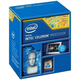 Intel BX80646G1840 Intel Celeron G1840 Dual-core (2 Core) 2.80 GHz Processor - Socket H3 LGA-1150 - 512 KB - 2 MB Cache - 5 GT/s