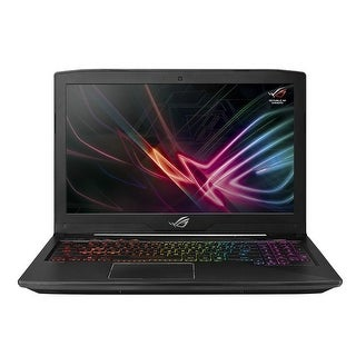 Link to Asus ROG Strix GL503GE 15.6-in Refurb Laptop - Intel i7 8th Gen 2.20 GHz 8GB 128GB SSD +1TB Win 10 Home - Bluetooth, Webcam Similar Items in Laptops & Accessories