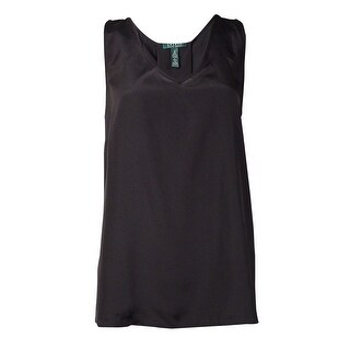 Lauren Ralph Lauren Women's Vented Back Lightweight Tank