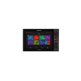 Raymarine Axiom Pro 12 S MFD With CHIRP Sonar And Navionics NAV Plus North America Chart 12 Inch High Performance Display With