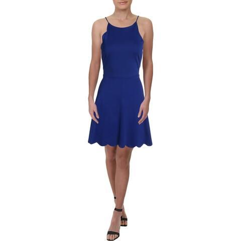 Necessary Objects Womens Party Dress Sleeveless Mini - M